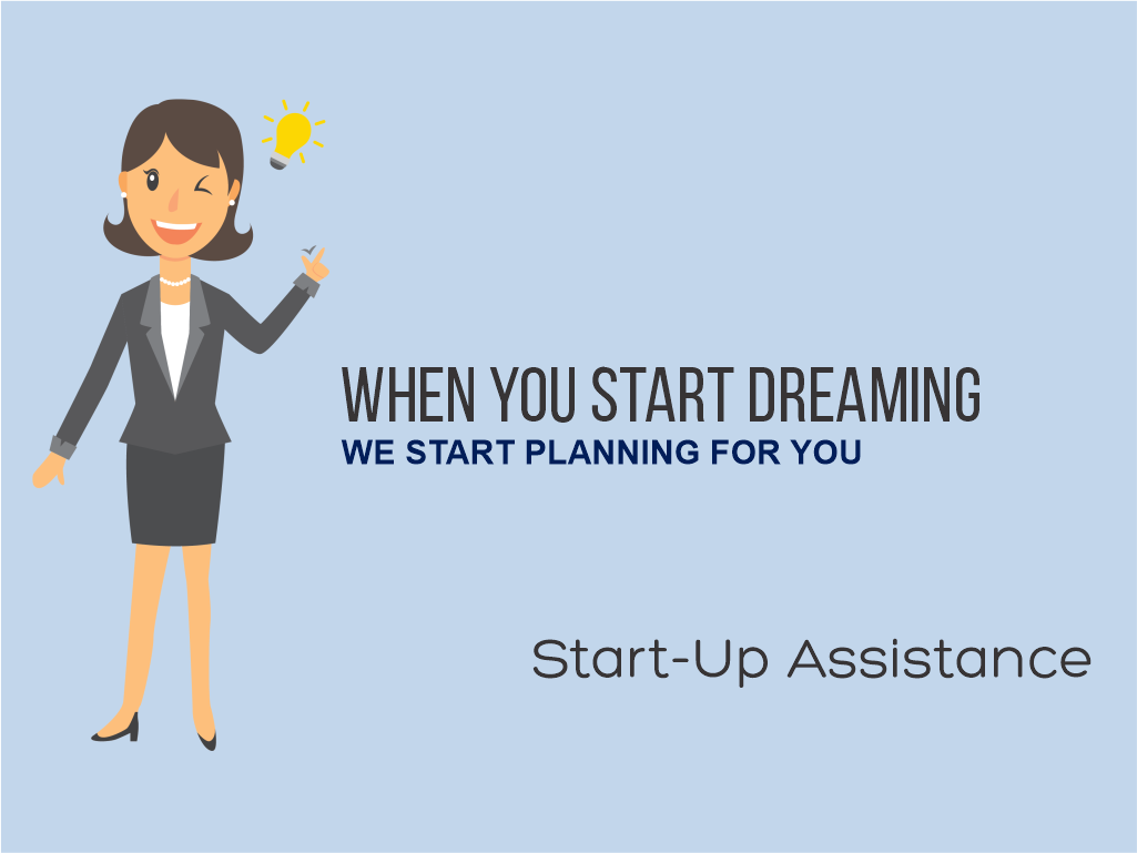Start-Up Assistance - Brands2life